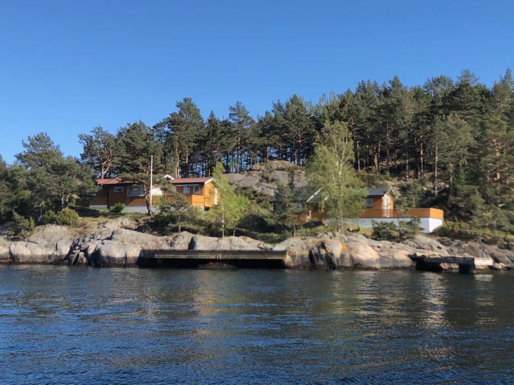 Hytte Langesund