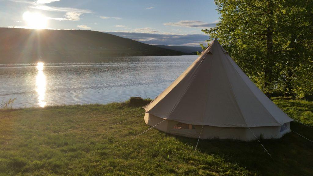 Glamping Randsfjorden